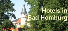 Schloss in Bad Homburg